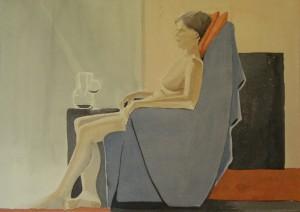Modell, akvarell 2013 0615-16 132 beskuren