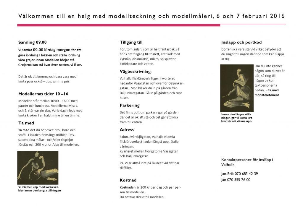 modellmåleri-helg 2016 6-7 februari broschyr sid 2
